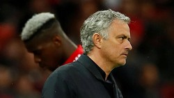 Dikritik Pogba, Mourinho: Bodo Amat!