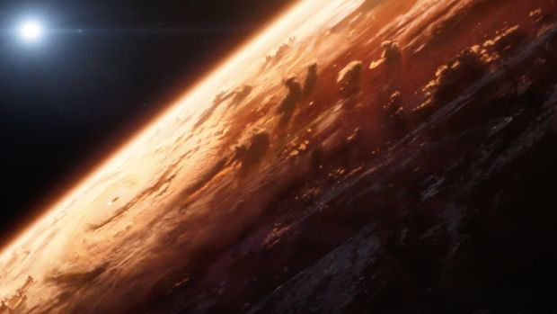 Atau The Soul Stone adalah Planet Titan