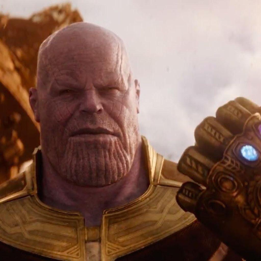 Strategi Doctor Strange untuk Jatuhkan Thanos Lewat Waktu