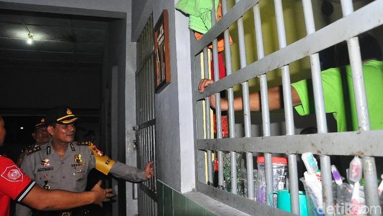 Razia di Rutan Kudus, Polisi Tak Temukan Barang Terlarang