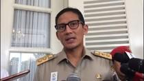 Diminta Jokowi Siapkan Bus Listrik, Sandi: Asian Games Ada