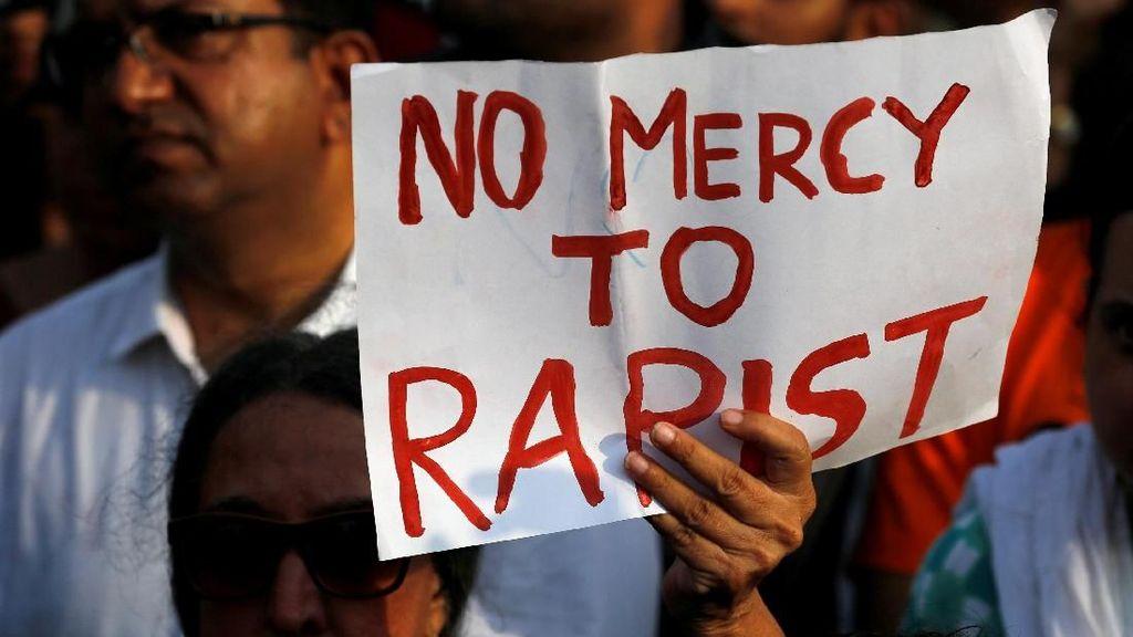 Perkosa ABG India, 7 Orang Termasuk Kepala Sekolah Ditangkap