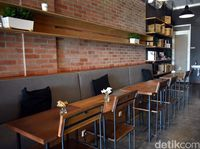 Scandinavian Coffee Shop: Menyeruput Kopi Bengkulu yng Wangi Diiringi Baked Eggs Hangat
