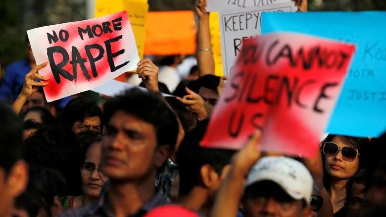 Wanita India Diperkosa dan Dibakar Hingga Tewas, 2 Pria Ditangkap