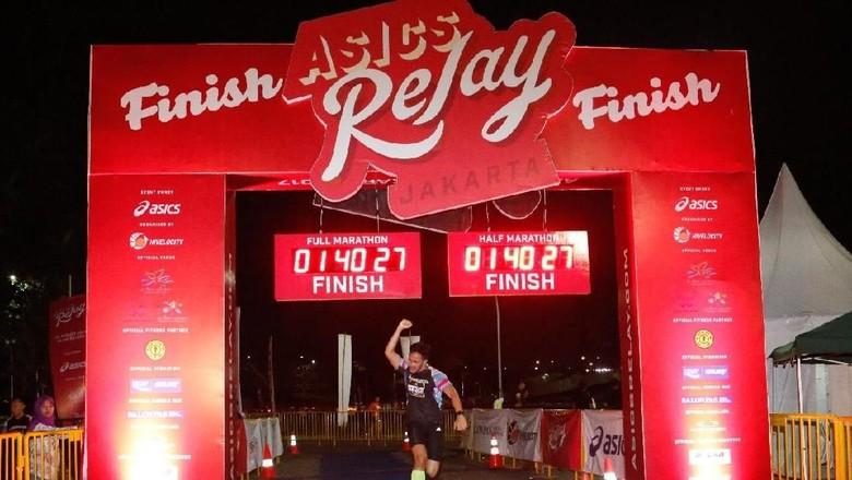 Ada Lagi Kejuaraan Maraton Beregu di Jakarta Agustus Nanti