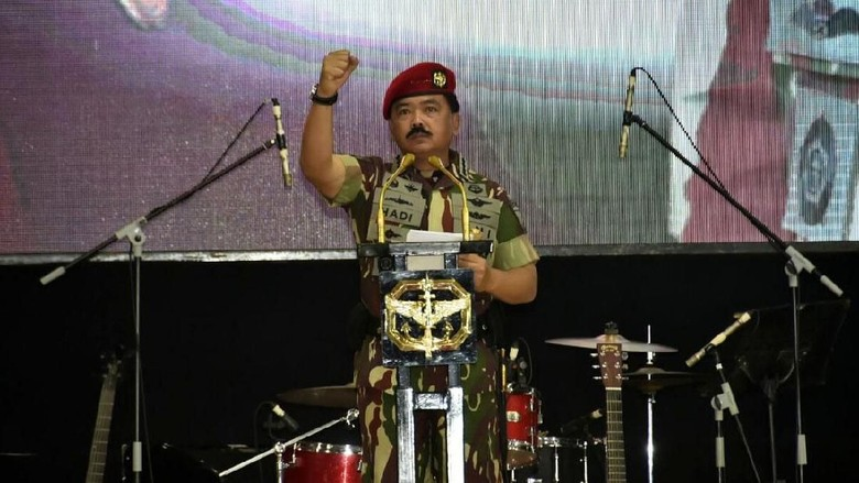 Panglima TNI dan Kapolri Minta Prajurit Netral di Pemilu