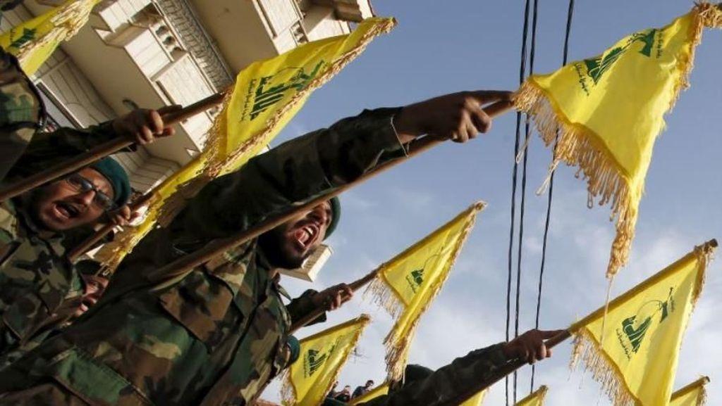 Pertama Kali, Pemimpin Hizbullah Umumkan Punya 100.000 Petempur!