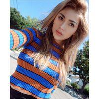 Rambut makin hits, Jessica Iskandar makin cantik.