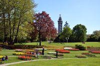 Taman-taman kota di Essen yang indah (Visit Essen/Facebook)