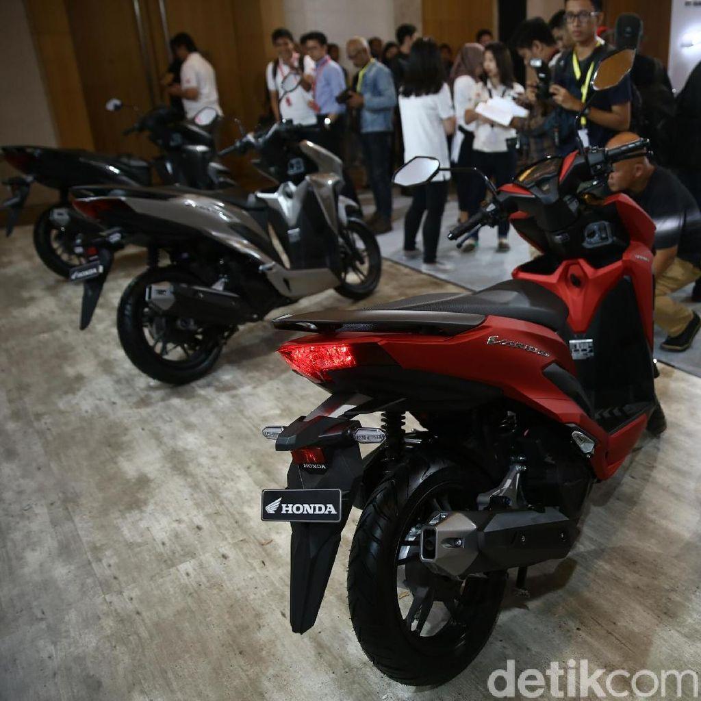 Honda Vario 125 Masih Letoy Setelah Oversize Mesin