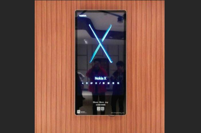 Penampakan Nokia X. Foto: istimewa