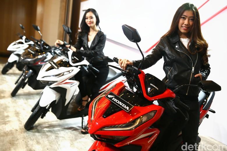 Honda All New Vario 150 Jadi Andalan Honda di Wilayah Timur Indonesia Foto: Agung Pambudhy