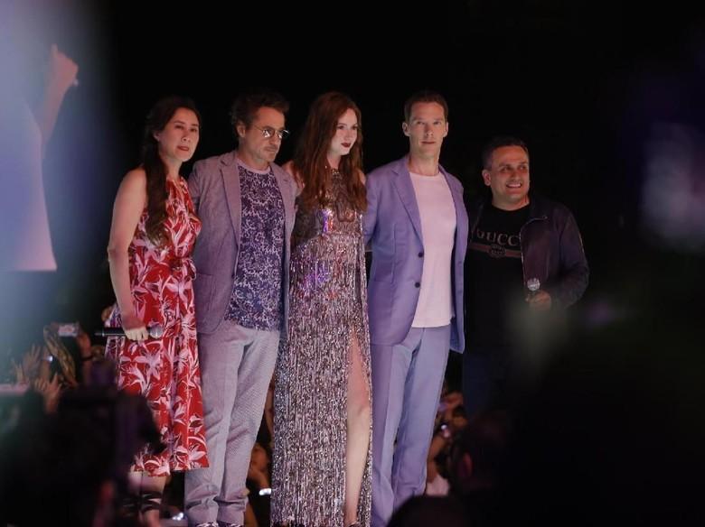 Klimaks Fans Meeting Bintang Avengers dan Bocoran Soul Stones