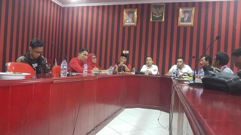 PDIP Banten Buka Pendaftaran Caleg, Termasuk untuk Eks Napi
