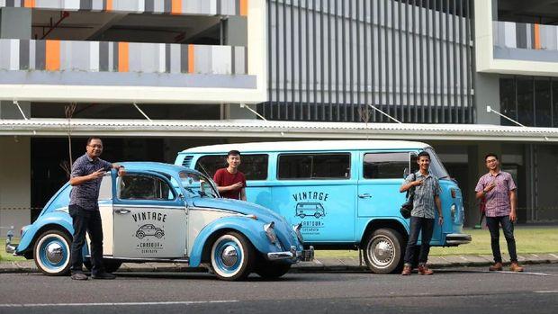Tur dengan Mobil Klasik, Cara Beda Jelajah Kota Tua Surabaya