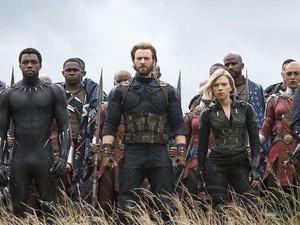 Karakter Baru di Avengers: Infinity War Perkuat Jalan Cerita