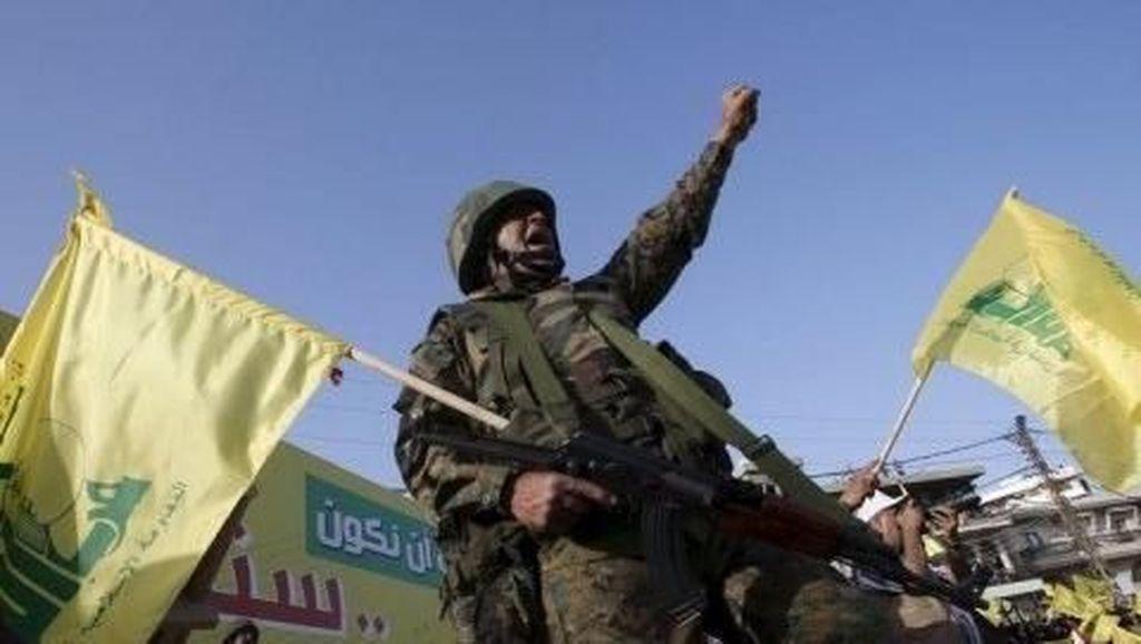 Hizbullah Tembak Jatuh Drone Israel di Lebanon