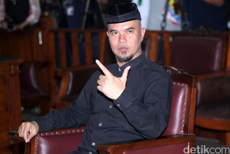 Ahmad Dhani Tersangka (Lagi)