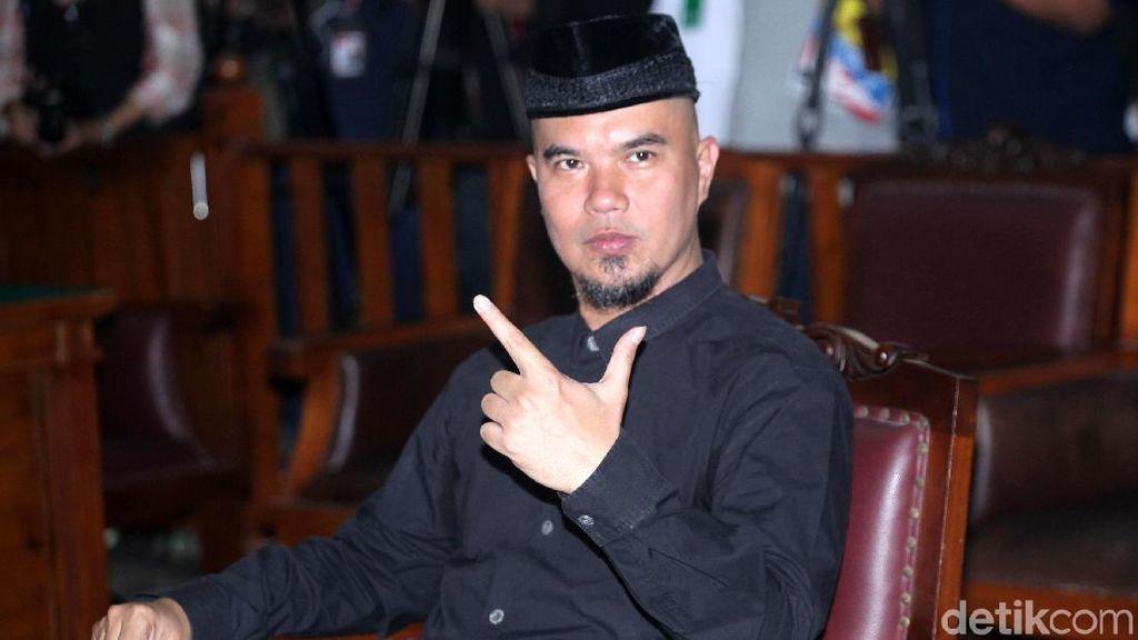 Tak Ada Unsur Politis dalam Tuduhan Ahmad Dhani Punya Utang