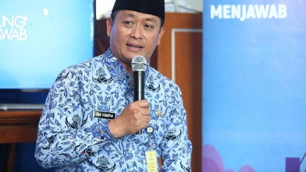 Masih Ada Kerumunan, Pemkot Bandung Akan Aktifkan Lagi Check Point