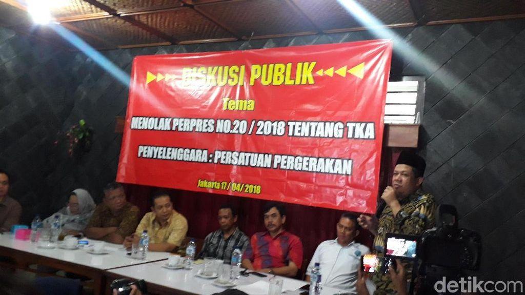 Aturan Jokowi soal Tenaga Kerja Asing Tuai Penolakan