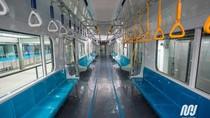 Foto: Ini Kursi MRT yang Disebut Mirip di Metromini