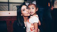 Kim Kardashian Daftarkan Nama Anak Keempatnya Sebagai Merek Dagang
