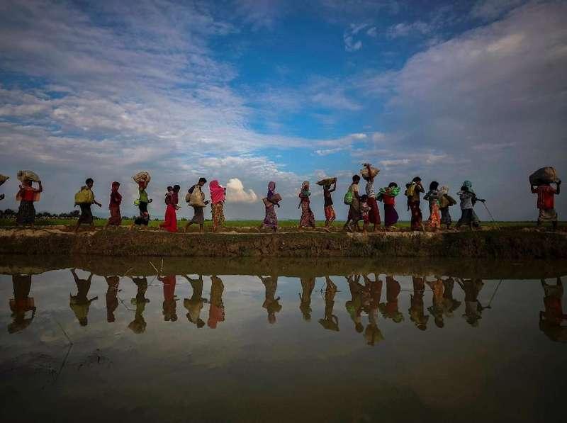 Takut Dipulangkan ke Myanmar, Rohingya Kabur dari Kamp Bangladesh