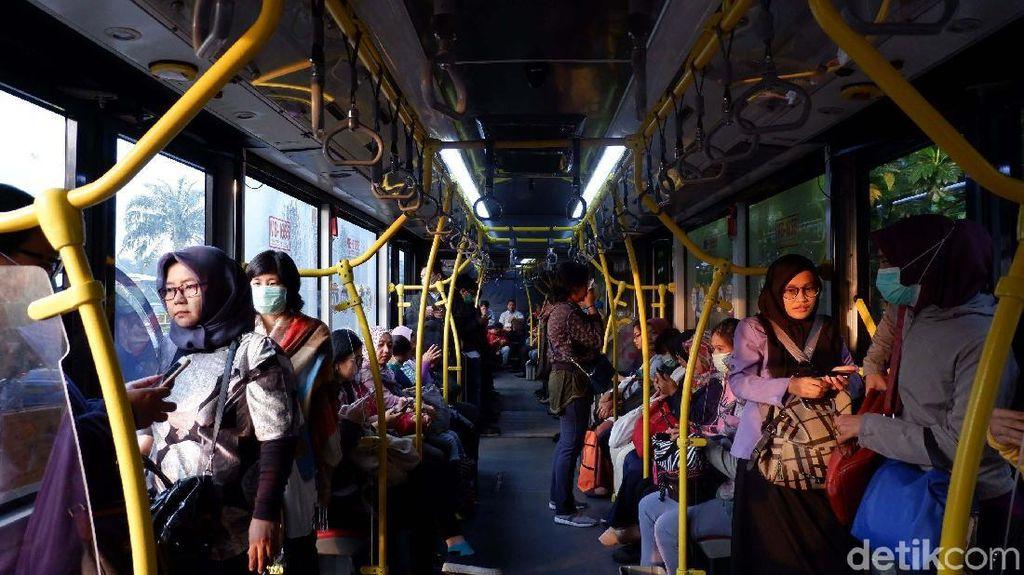 Ada Bus Premium Imbas Ganjil Genap Tol Cibubur, Ini Rutenya