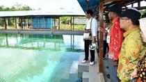 Proyek Penyediaan Air Bersih di Asmat yang Sempat Dicek Jokowi