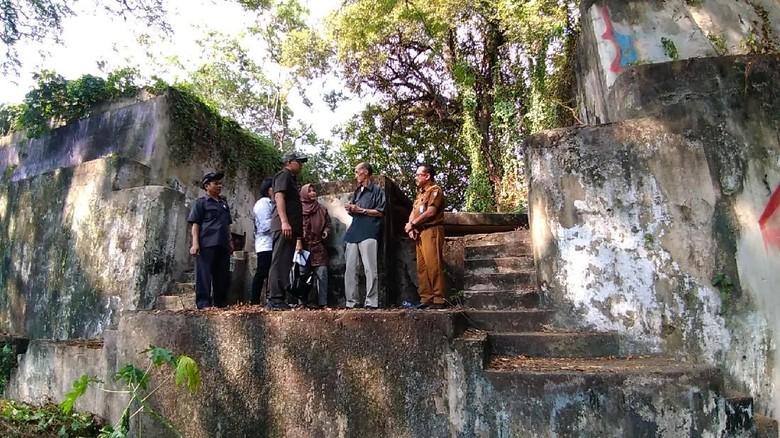 Benteng dan Bungker Jepang di Surabaya Layak Jadi Destinasi Heritage