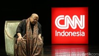 Sesi terakhir ada Jaya Suprana yang mendirikan Museum Rekor Indonesia (MURI). Foto: Jaya Suprana / Hanif Hawari