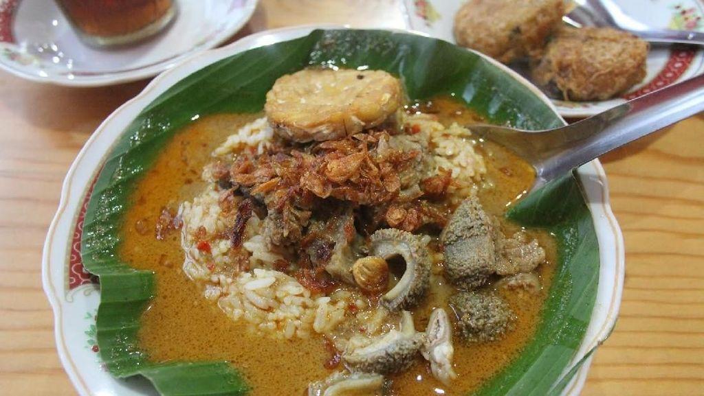 Makanan Pesisir Jawa Tengah