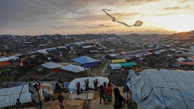 Soal Rohingya, Uni Eropa Jatuhkan Sanksi ke 7 Pejabat Myanmar