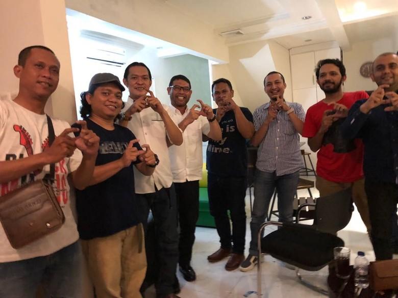 Elite PKS Bertemu Relawan GNR Bahas Pencalonan Gatot Nurmantyo
