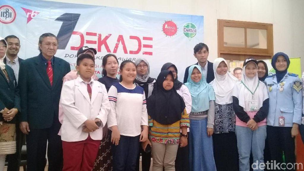 Reuni Dokter Kecil Akan Digelar 17-20 April di Bogor