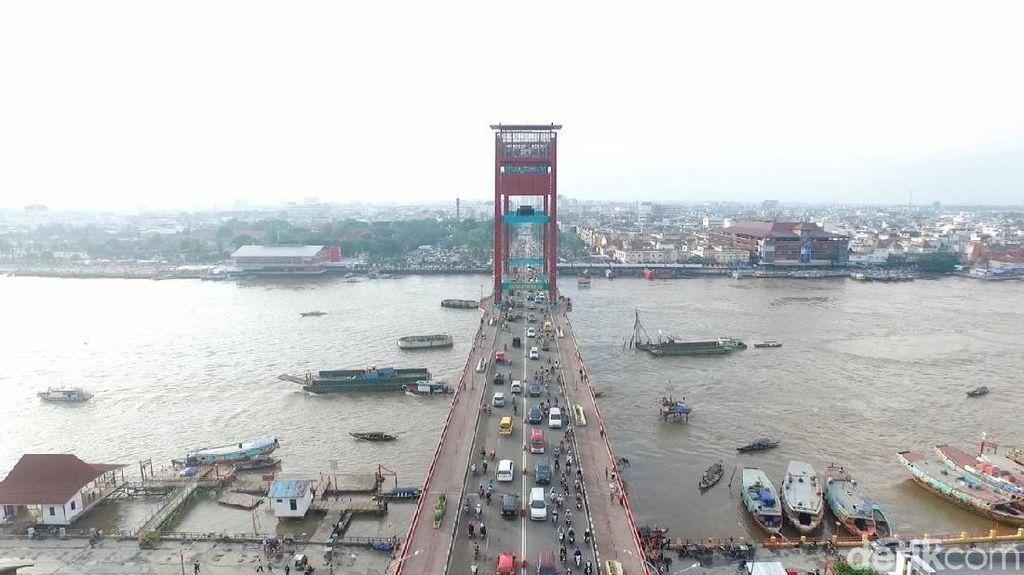 Foto Drone: Amanat Penderitaan Rakyat