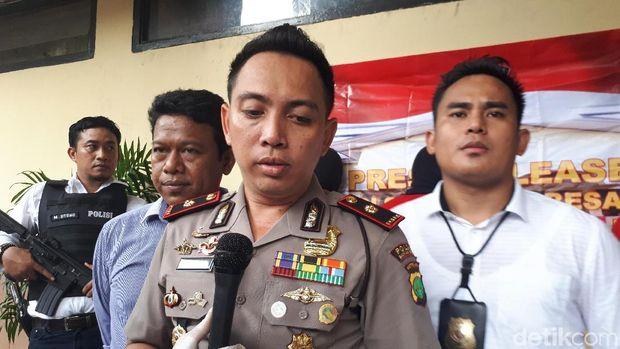 Kapolsek Sawah Besar Kompol Mirzal Maulana.