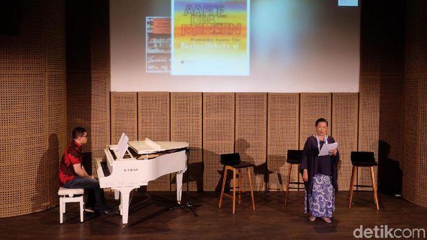 'Namaku Pram' Ungkap Sisi Lain Sosok Pramoedya Ananta Toer