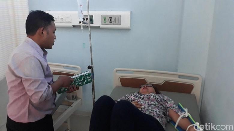 Sekwan Kabupaten Malang Jadi Korban Kecelakaan Frontal di Ngawi