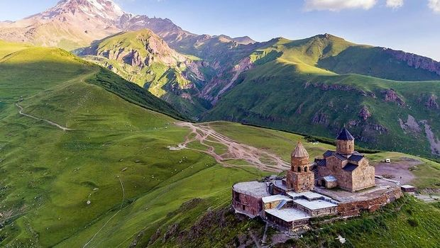 Inikah Gereja dengan Pemandangan Terbaik Dunia?