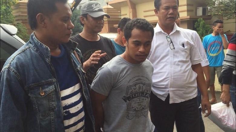 Polisi Tangkap Pembunuh Pria yang Penuh Luka di Cawang
