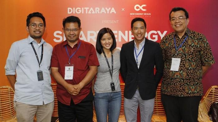 Foto: Digitaraya dan Nexus berkolaborasi mencari startup baru di bidang energi