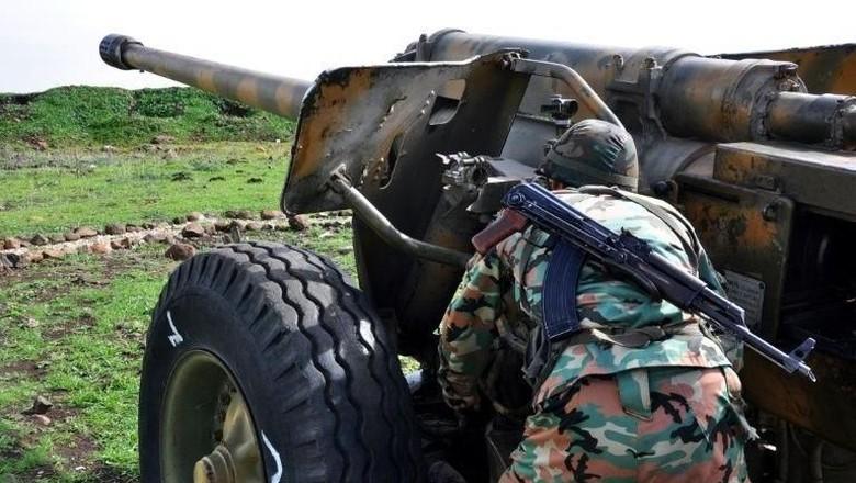 Suriah Mengklaim Berhasil Tembak Jatuh Sejumlah Rudal di Homs
