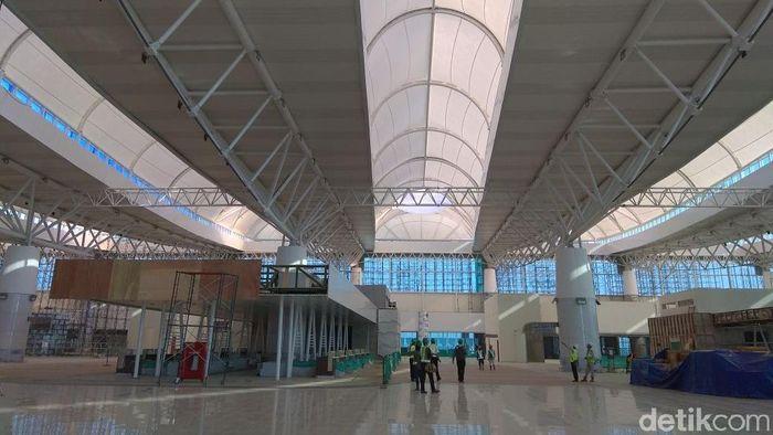Bandara Kertajati Foto: Trio Hamdani