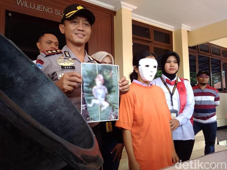 Polisi Tangkap Ibu di Garut yang Buang Jenazah Bayinya