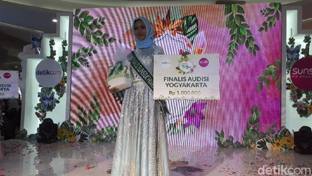Asdos Cantik dengan Bakat Menari Terpilih Jadi Finalis Sunsilk Hijab Hunt 2018
