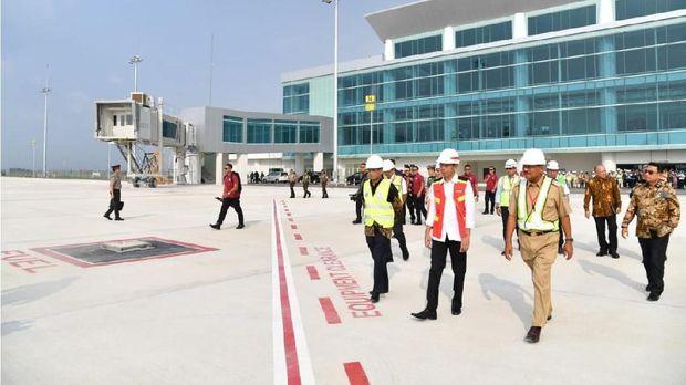 Waduh, Bandara Kertajati Cuma Digunakan Sekali Seminggu!