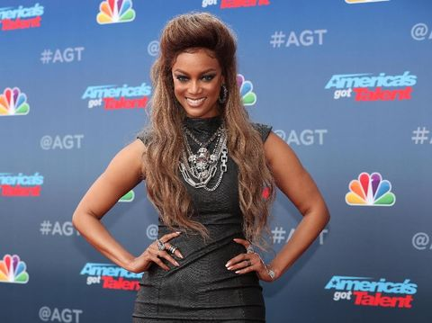 Tyra Banks sempat gagal jadi model Victoria's Secret.