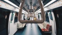 Foto: Melihat Kursi MRT di Indonesia hingga Singapura